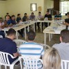 Reunião de diretoria do Sicontiba é marcada por homenagens e discussão de questões que visam a valorização profissional do contabilista
