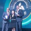 Sanepar conquista Troféu Transparência 2016; prêmio foi entregue para o contador Ozires Kloster e para o presidente Mounir Chaowiche