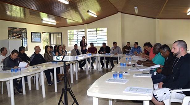 Reunião de diretoria do Sicontiba discute ações que visam a valorização do profissional da contabilidade