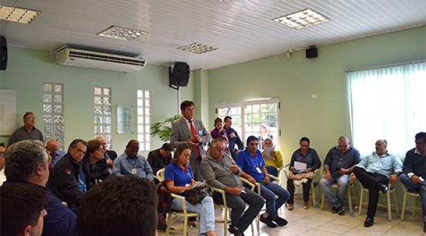 Sicontiba negocia Acordo Coletivo de Trabalho 2017/2018 com a Sanepar