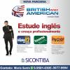 Inglês em apenas 12 meses e ainda com descontos especiais para Associados na British and American Batel