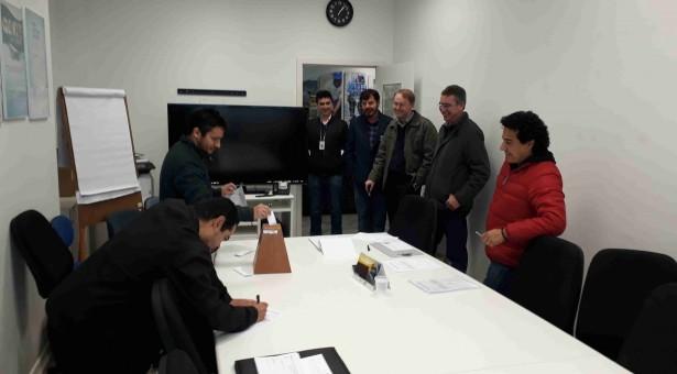Contadores da Sanepar aprovam o Acordo Coletivo de Trabalho para 2018-2019