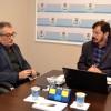 Novo Presidente do Sescap-PR visita o Sicontiba para tratar de diversos assuntos de interesse comum das entidades e da classe contábil