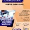 Curso 08/Fevereiro: SIMPLES Nacional