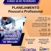 Curso 26/Fevereiro: Planejamento Pessoal e Profissional