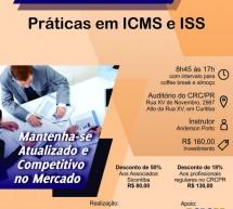 Curso 25/Novembro: Práticas em ICMS e ISS – Vale 7 pontos no programa EPC