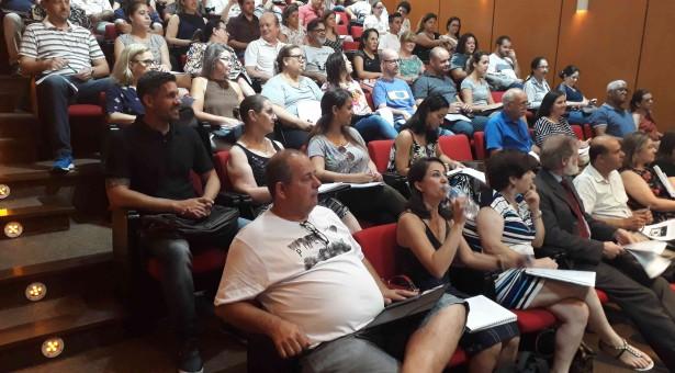 """Sicontiba inicia os cursos de 2019 com o tema """"eSocial x EFD Reinf x DCTF WEB"""""""