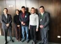 Reunião entre SICREDI Campos Gerais PR / SP e SICONTIBA para alinhar parceria