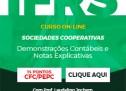 Curso Online – Sociedades Cooperativas – Demonstrações Contábeis e Notas Explicativas – Vale 14 pontos no programa EPC