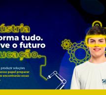 Parceria Educacional – Sistema FIEP – Colégio SESI – Cursos SENAI – Faculdade IEL – Matrículas abertas!