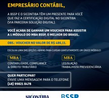Contador, temos um presente para você | Assista um módulo grátis de MBA da BSSP