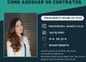 Curso 26 de outubro – LGPD para CONTADORES – Como adequar os Contratos – on-line e ao vivo – INSCRIÇÕES a partir de 60 reais