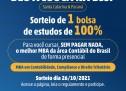 SORTEIO de BOLSA INTEGRAL de MBA – A BSSP em parceria com o SICONTIBA vai presentear você Associado
